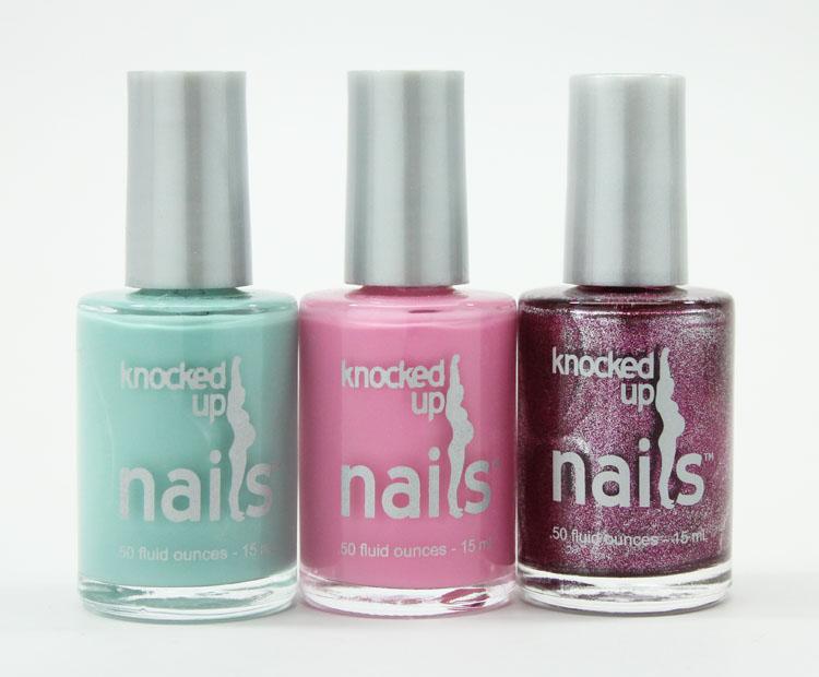 Knocked up nails