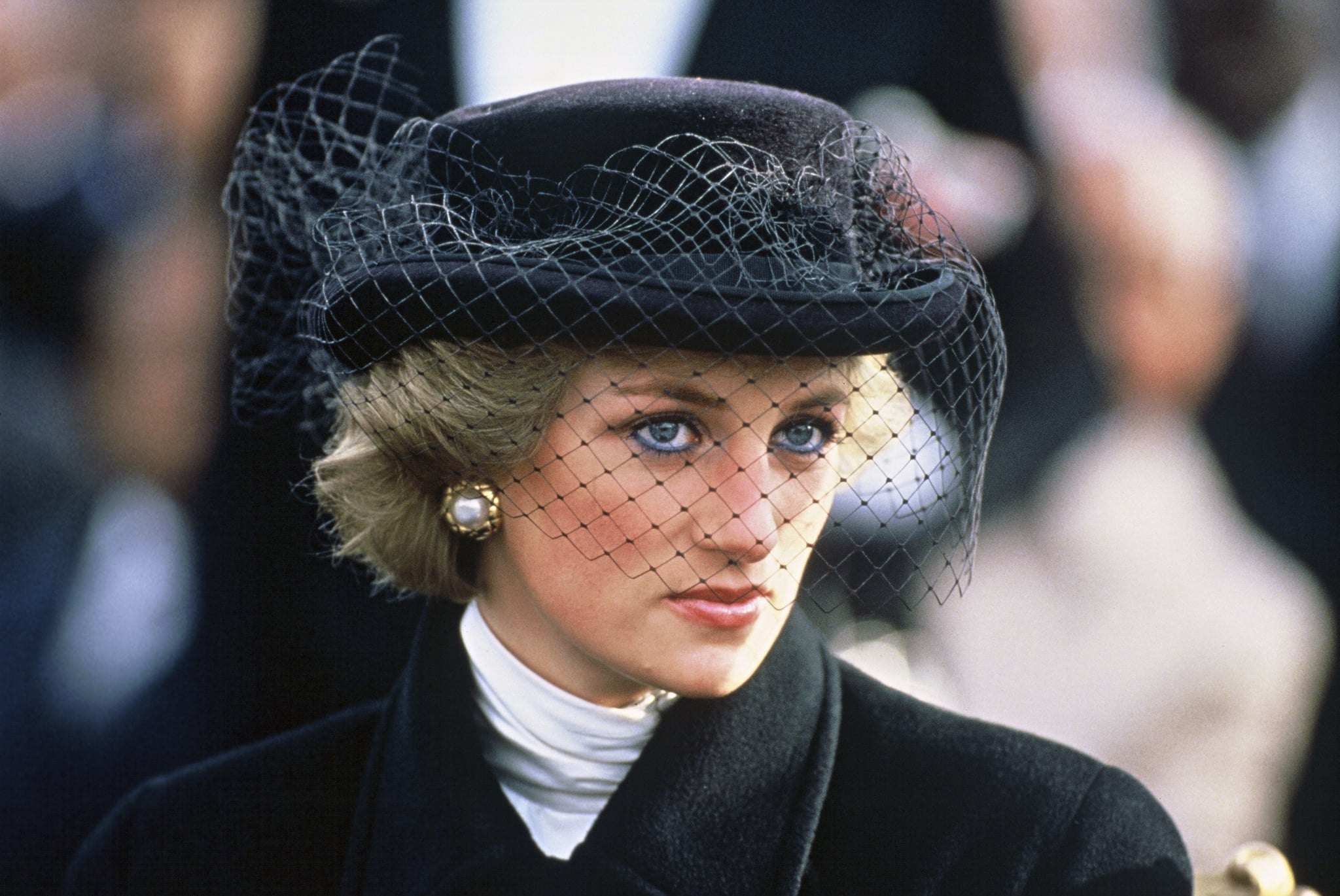 Where is princess diana buried in wales