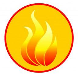 Стихия огонь и стихия вода