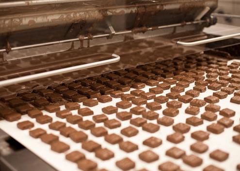 Оборудование для производства круглых конфет