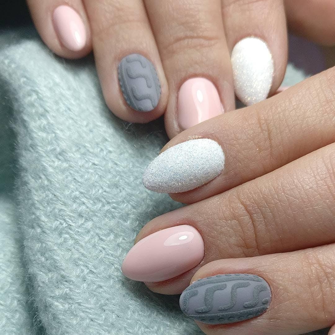 Natural alternative to acrylic nails