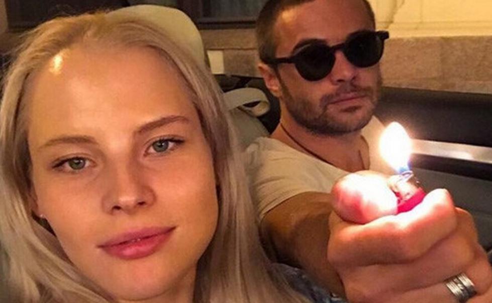 Илья глинников госпитализирован после драки с невестой екатериной никулиной