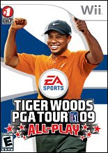 Wii cheats tiger woods 09