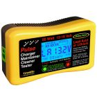 Battery Saver 12v 16v 50 Watt (4.17A) Maintainer, Pulse Cleaner & Tester - 9950