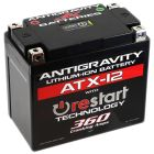 ATX-12 Antigravity 12v 360 CA RE-START Lithium-Ion Battery