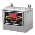 MK Battery 12 Volt 31.6 AH Deep Cycle Sealed Gel Mobility Battery