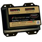 Dual Pro 12v 24v 20 Amp Sportsman Series 2 Bank On-Board Charger - SS2