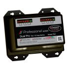 Dual Pro 12v 24v 30 Amp Professional Series Waterproof Marine On-Board Charger - PS2
