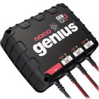 NOCO Genius 12v 24v 36v 12 Amp 3-Bank Marine On-Board Battery Charger