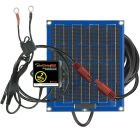 PulseTech SolarPulse 12v 7 Watt Battery Solar Charger Maintainer
