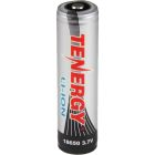 Tenergy Li-ion 18650 3.7v 2600 mAh Button Top Rechargeable Battery w/ PCB