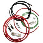 Quick Cable Battery Inverter 1500 Watt Installation Kit