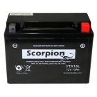 YTX15L-BS Scorpion 12v 230 CCA AGM Power Sport & Motorcycle Battery