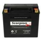 hYTX20DHL Scorpion 12v 320 CCA Harley HVT-1 AGM Motorcycle Battery