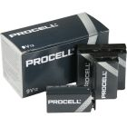 Duracell Procell 9v Professional Alkaline Battery 12 Pack - PC1604