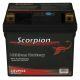 SSTZ7S-FP Scorpion Stinger 12v 275 CCA LiFePo4 Extreme High Output Battery