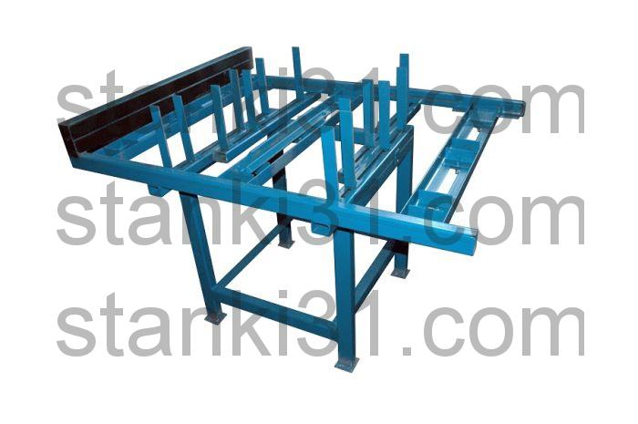 Столы для производства поддонов