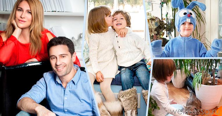 Антон макарский семья