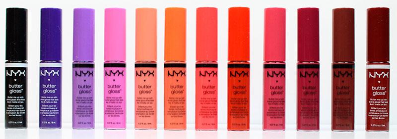 Nyx Butter Gloss