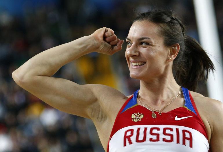 Звезды спорта русские