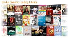 Kindle Lending Library