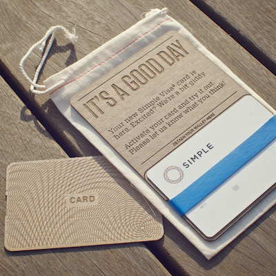 Simple Credit Card