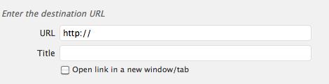 Target=blank WordPress