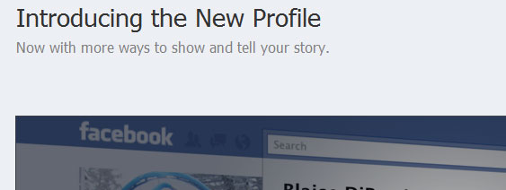 Making Sense of the New Facebook Profiles