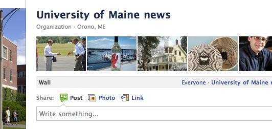 Why UMaine is losing at Facebook