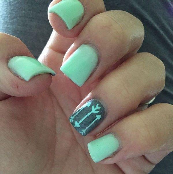 Cute nails designs tumblr summer