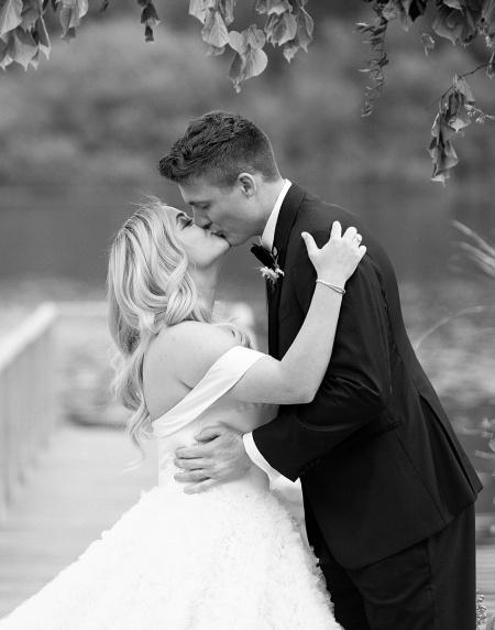 Свадьба Саши и Хадсона