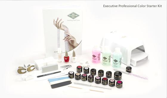Bio sculpture gel nails starter kit
