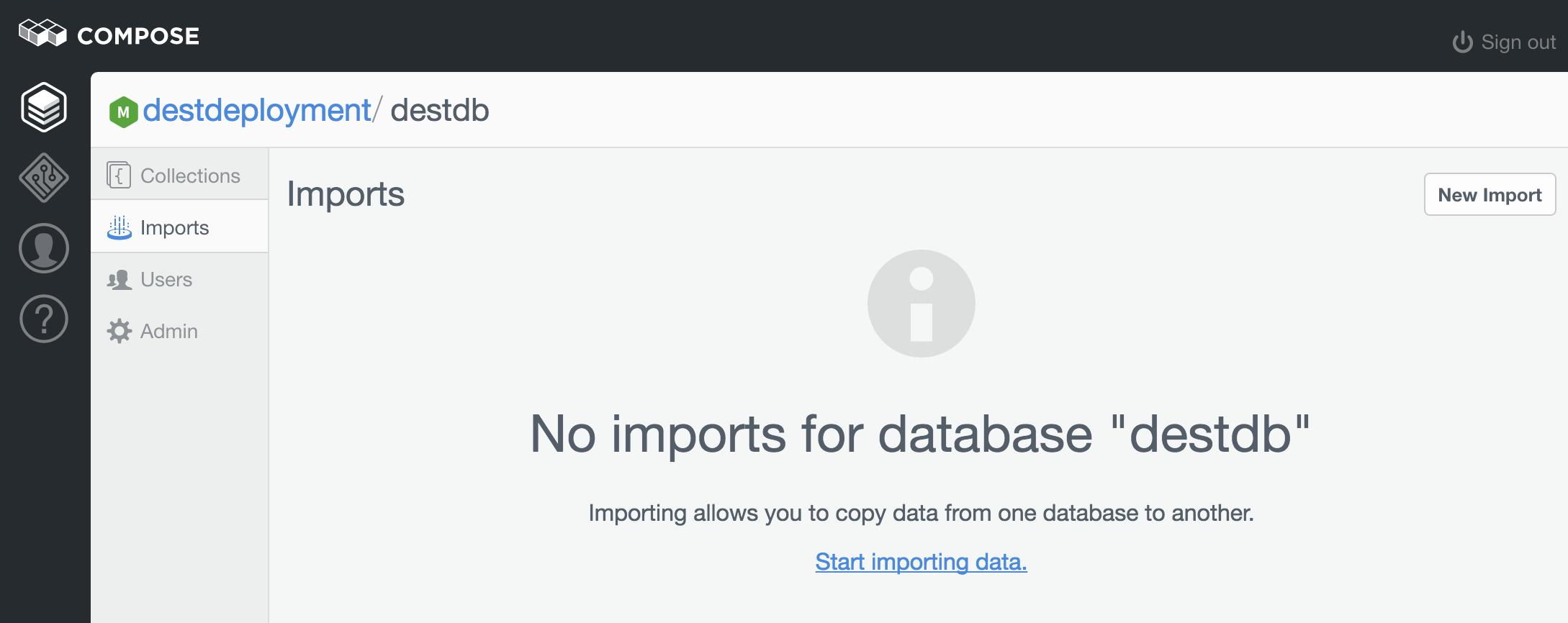 Browser Database