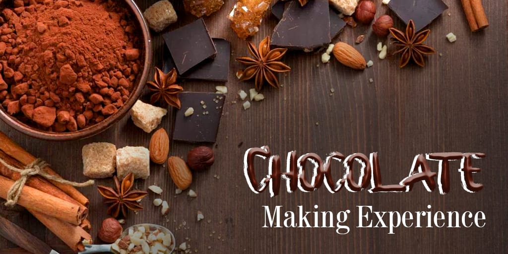 Chocolate Making Tour Bangalore