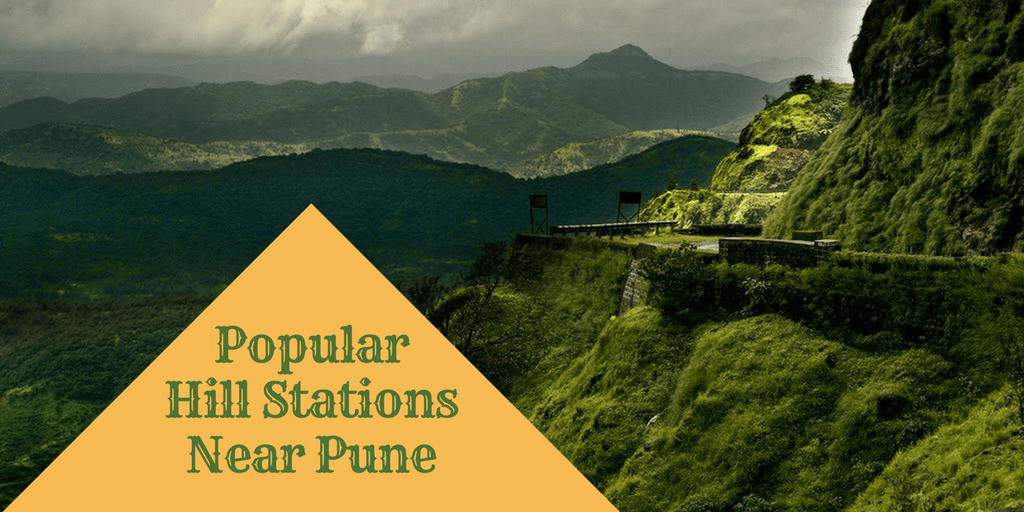 Most Popular Hill Stations Near Pune