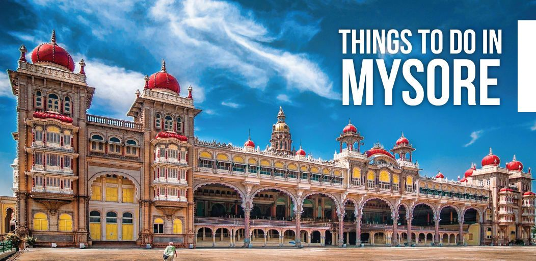 a place i visited in mysore There are plenty of palaces in mysore to visit here you will find some of the most famous ones that you will need to visit if you go to mysore.