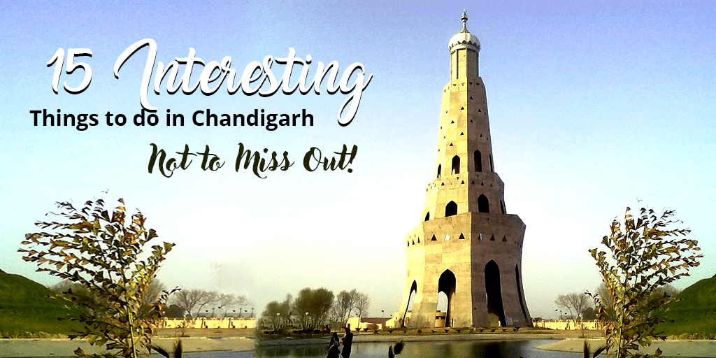 Things to do in Chandigarh