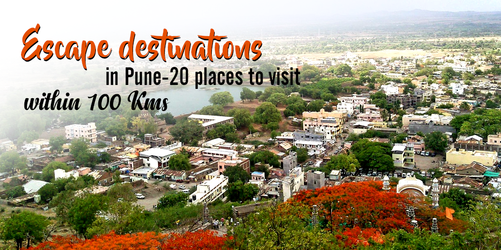 places to visit near Pune within 100 km