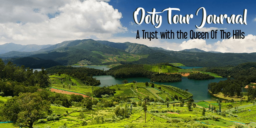 ooty sightseeing places
