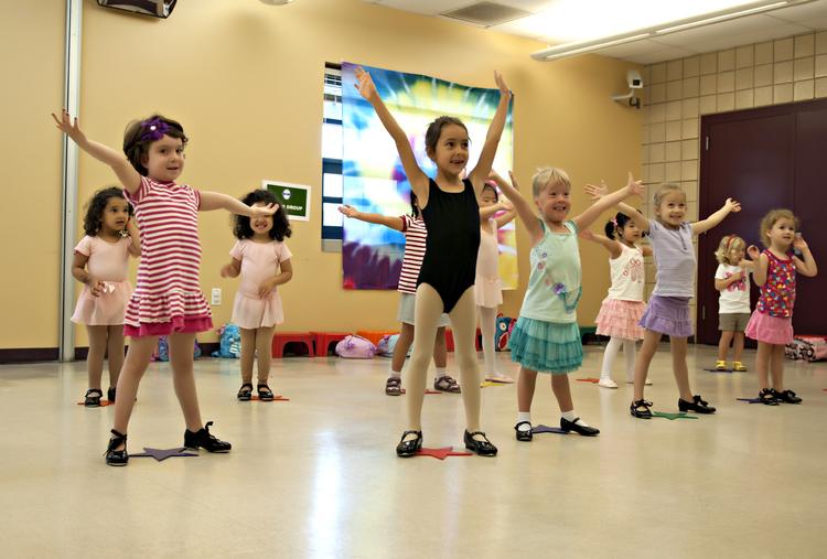 WESTERN DANCE CLASS