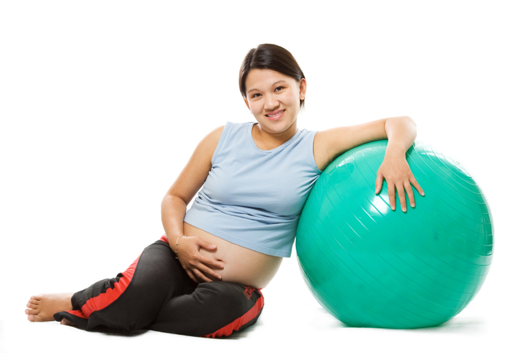 PRE-NATAL AND POST-NATAL THERAPY FOR WOMEN