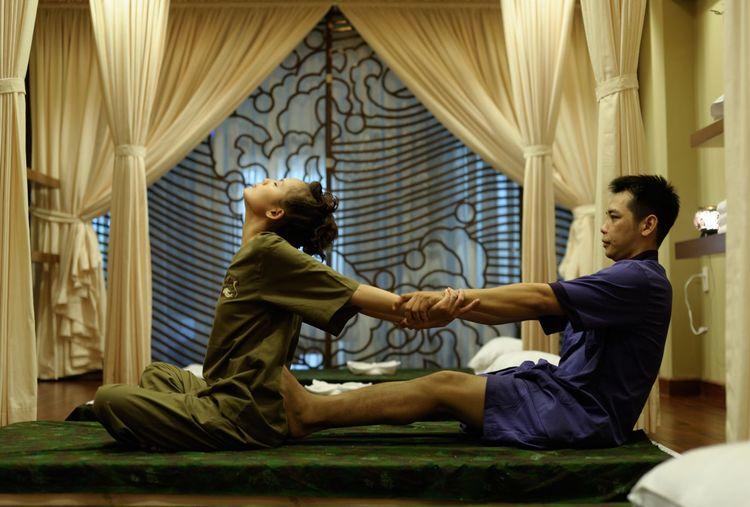 A HEALING THAI MASSAGE