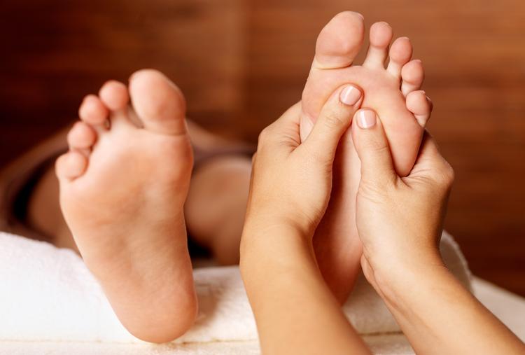 DRY FOOT REFLEXOLOGY(10 MIN)