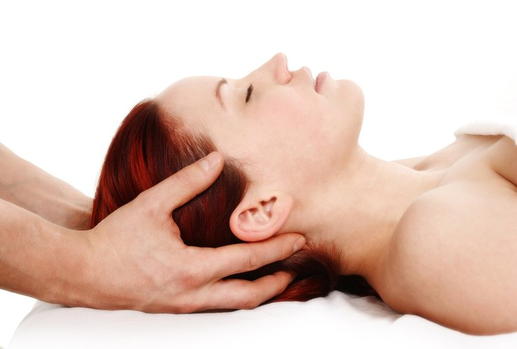 HEAD MASSAGE (ENERGISING) (10 MINS)