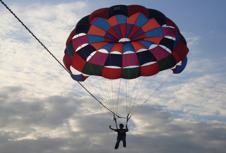 PARASAILING FOR TWO IN BANGALORE