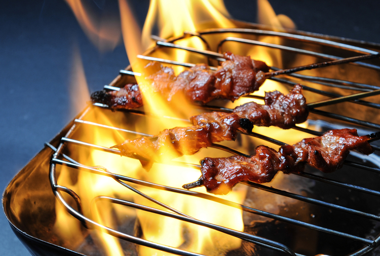 ROOFTOP BARBEQUE