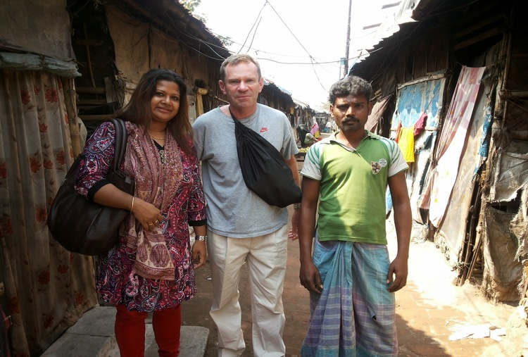TOUR OF KOLKATA SLUMS