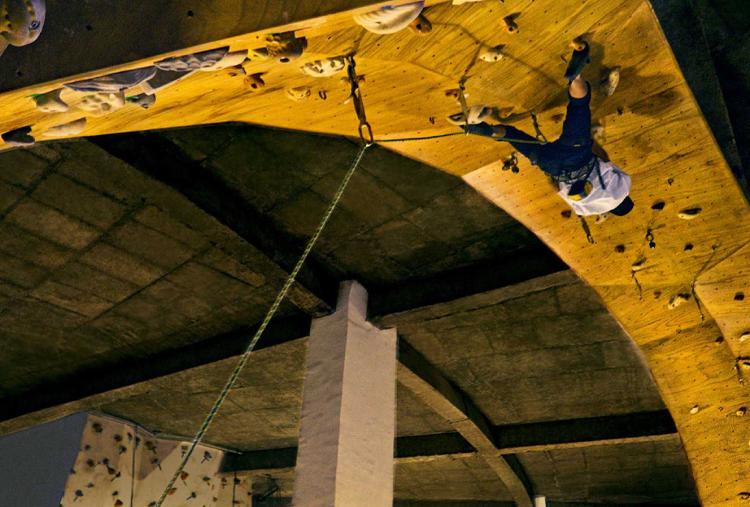 ROCK CLIMBING CAMP IN DELHI