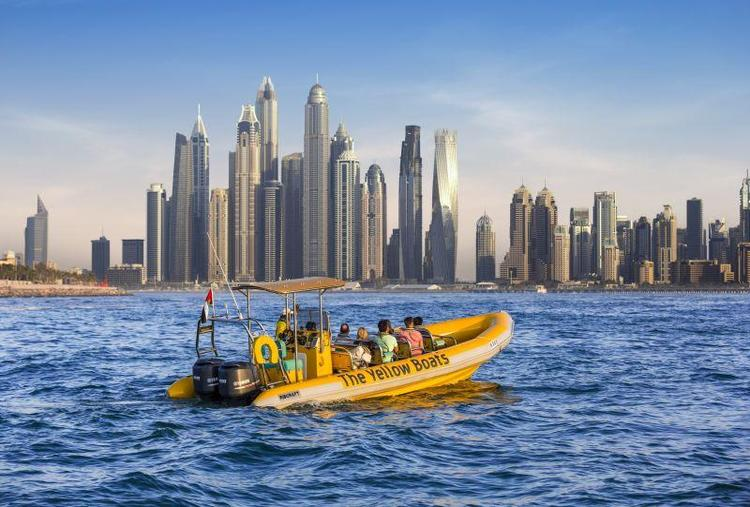 45 MINS SIGHTSEEING BOAT TOUR
