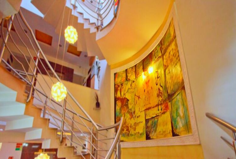 COMFORTABLE NON A/C STAY AT AISHWARYA RESIDENCY